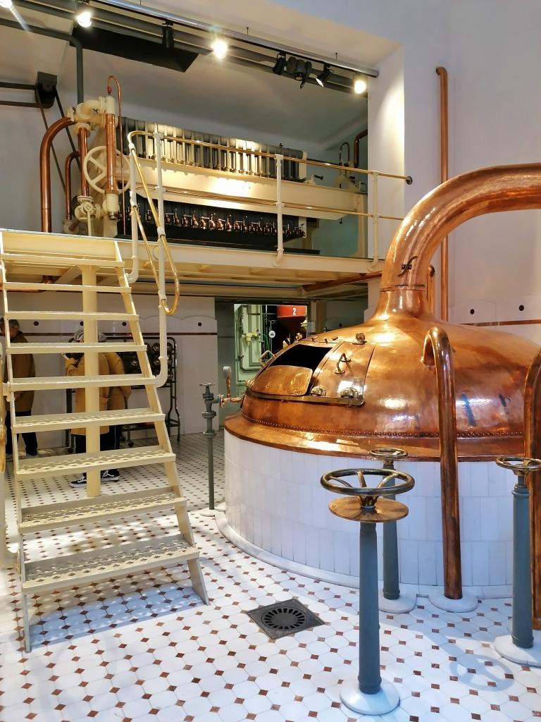 Cervecería Ambar - Birrificio - Saragozza