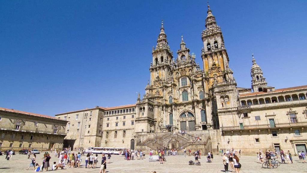 Cattedrale di Santiago de Compostela