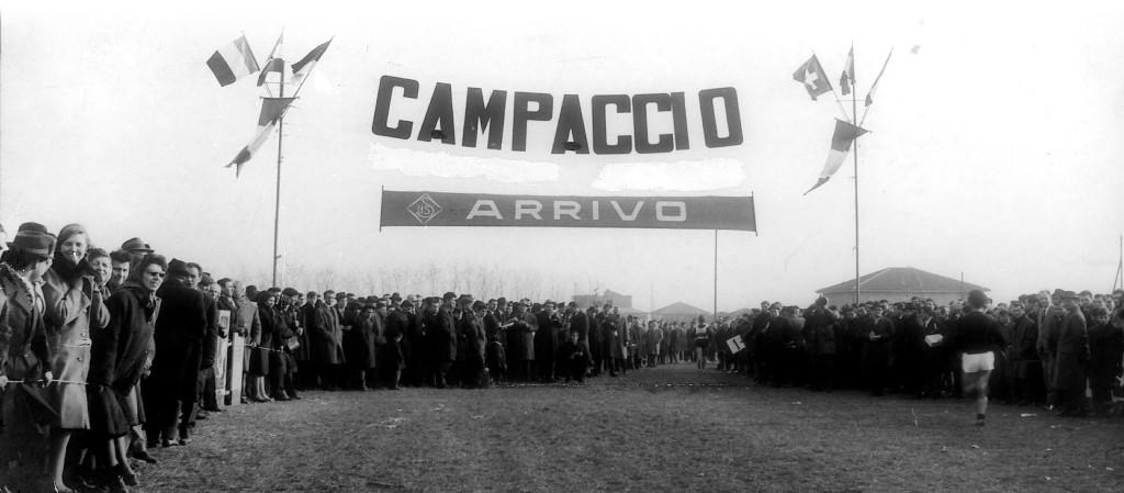 Una delle prime edizioni del Campaccio