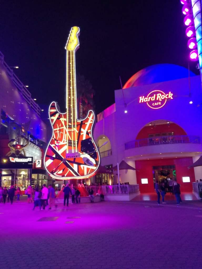 Hard Rock Hollywood Universal Studios
