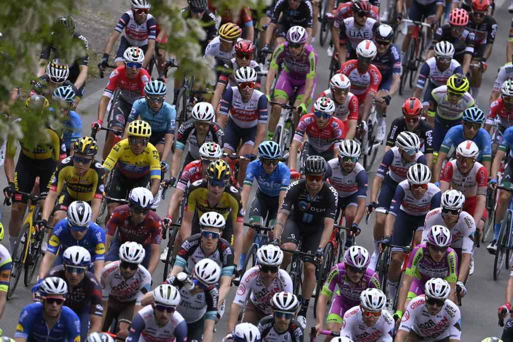 I ciclisti sulle strade molisane