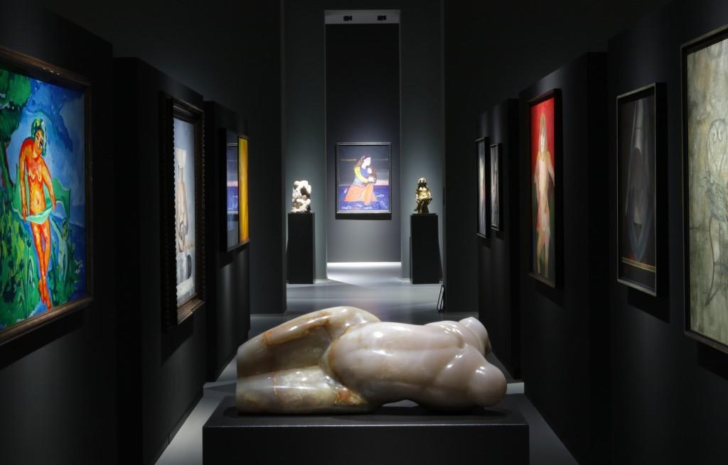Imago Museum, Piano B, Realidad Spagnola