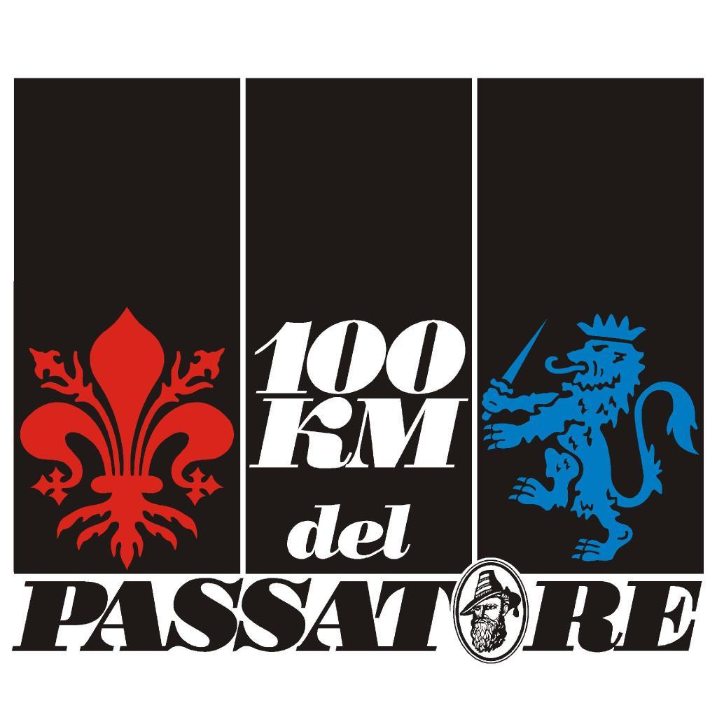 Logo della 100 Chilometri del Passatore