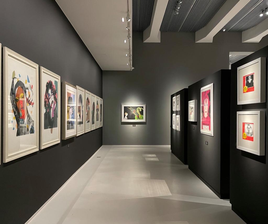 """Mostra """"Warhol e Schifano tra pop art e classicismo"""", Piano C"""