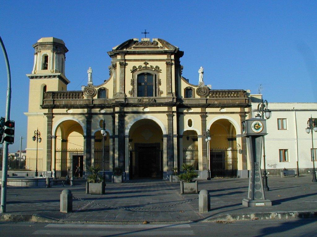 Santuario della Madonna dei Bagni a Scafati