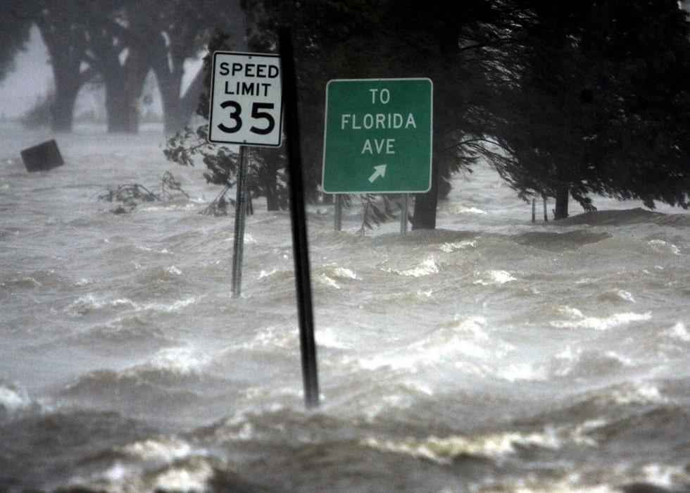 New Orleans - Uragano Katrina - Disastro