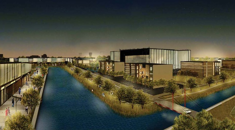 New Orleans - Water Urban Plan