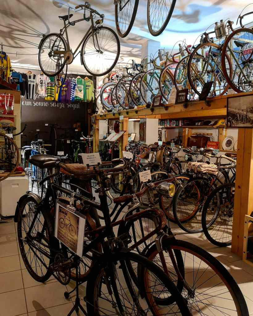 Biciclette d'epoca, Ciclocollection a Riva del Garda