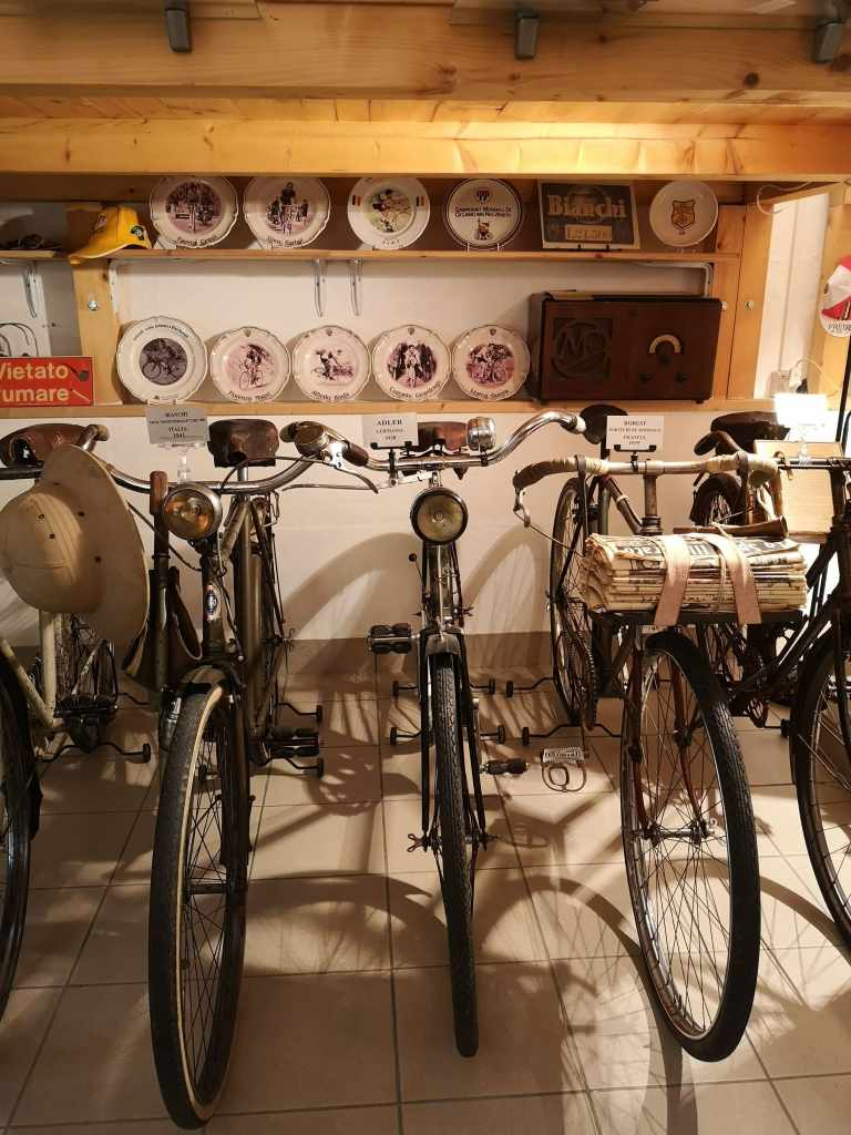 Alcuni dettagli su alcune biciclette d'epoca