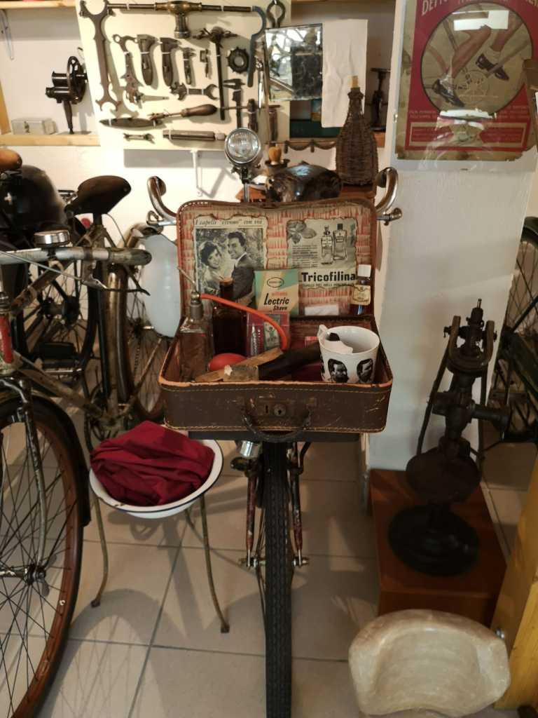 Bicicletta del barbiere