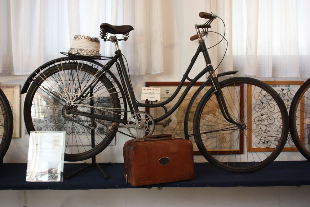 Bicicletta d'epoca, Ciclocollection a Riva del Garda