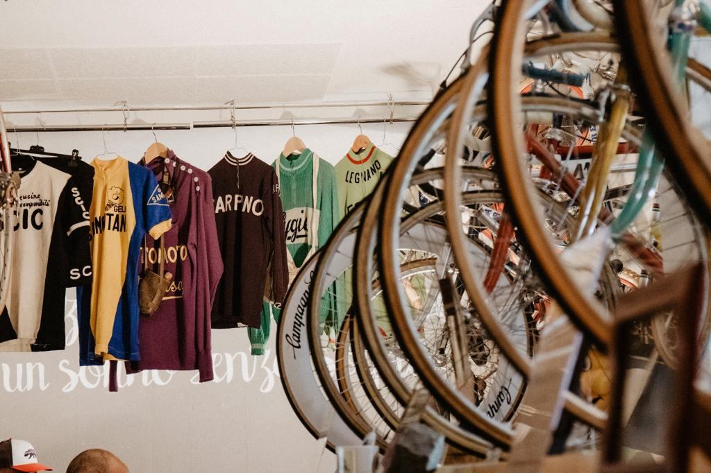 Foto Museo Ciclocollection di Michele Lotti
